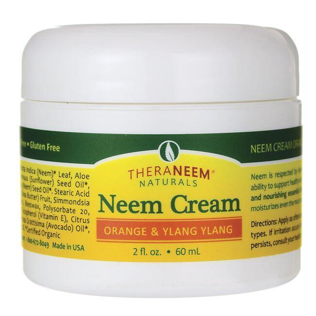 Organix SouthTheraNeem Neem Cream Orange & Ylang Ylang