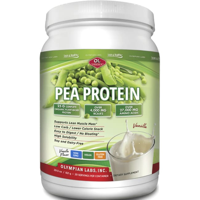 Olympian LabsPea Protein Lean & Healthy - Vanilla Bean