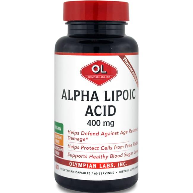 Olympian LabsAlpha Lipoic Acid