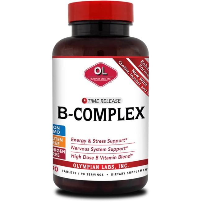 Olympian Labs Vitamin B-100