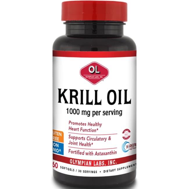 Olympian Labs Krill Oil