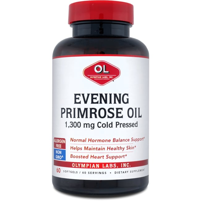 Olympian LabsExtra Strength Evening Primrose Oil