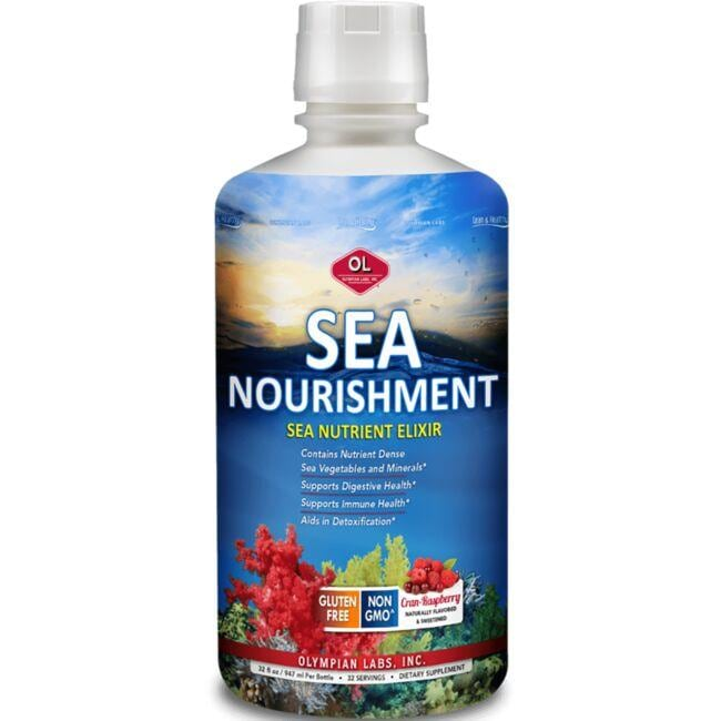 Olympian Labs Sea Nourishment Cran-Raspberry