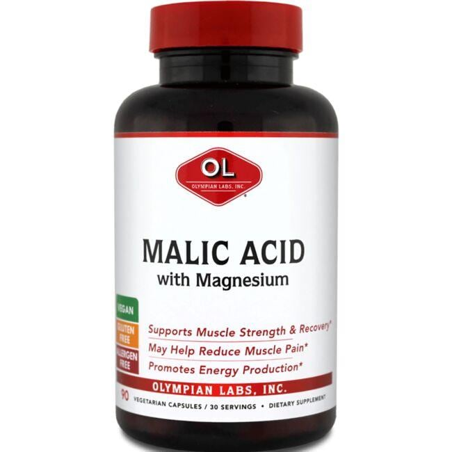 Olympian Labs Malic Acid with Magnesium