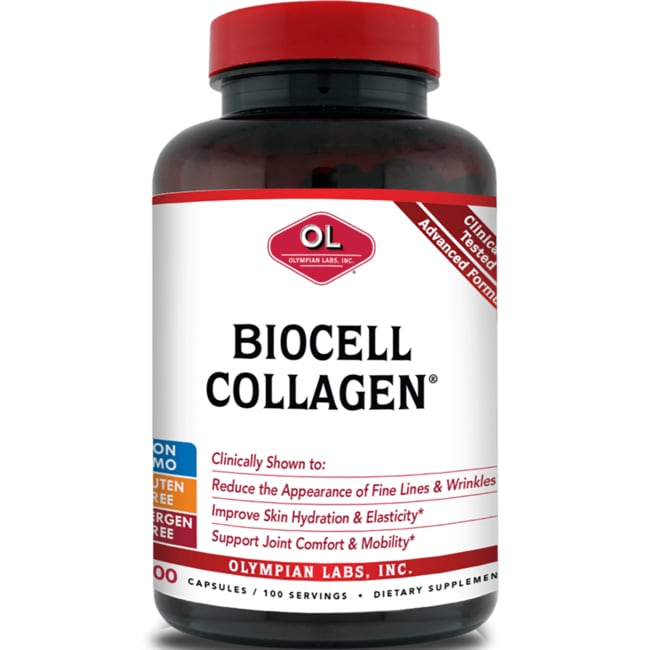 Olympian LabsBiocell Collagen