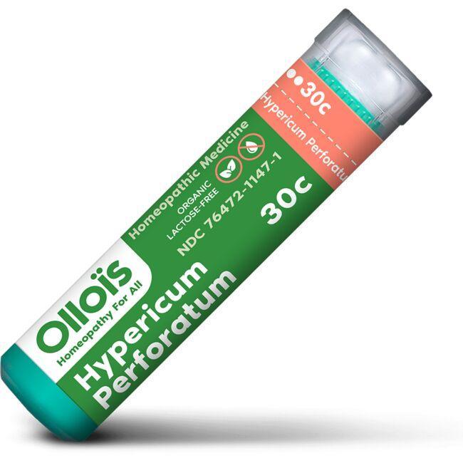 Ollois HomeopathicHypericum Perforatum 30c