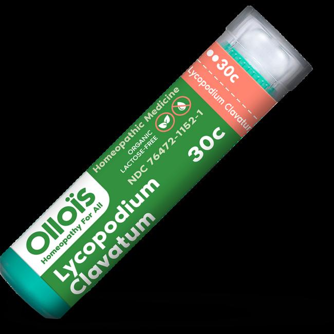 Ollois HomeopathicLycopodium Clavatum 30c