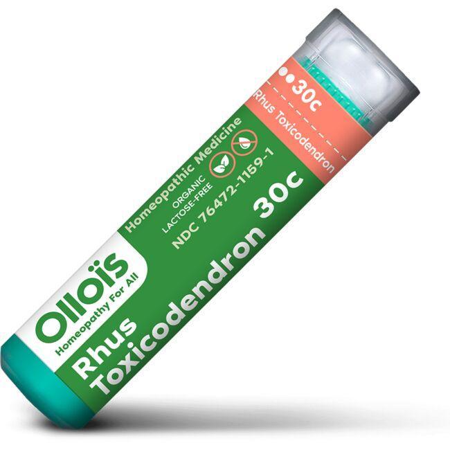 Ollois HomeopathicRhus Toxicodendron 30c