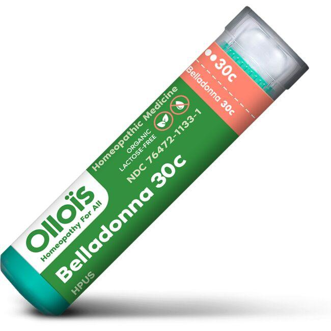 Ollois HomeopathicBelladonna 30c
