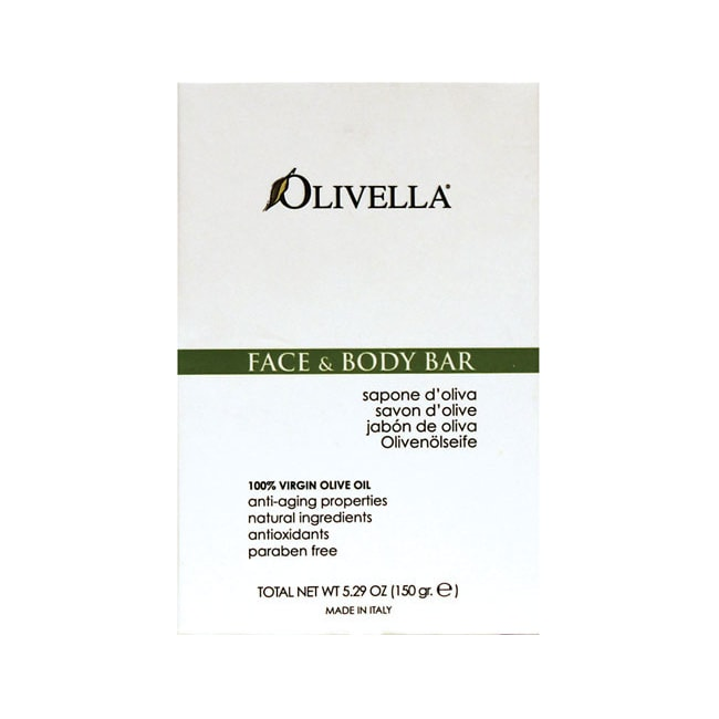 Olivella Face and Body Bar