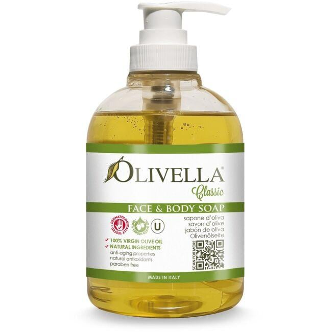 OlivellaFace and Body Soap