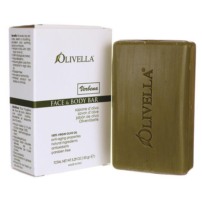 OlivellaFace & Body Bar Verbena
