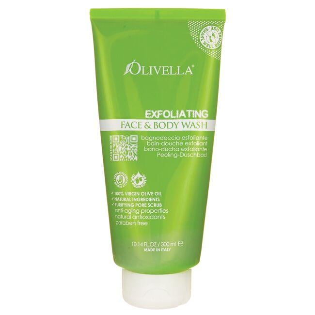 OlivellaExfoliating Face & Body Wash