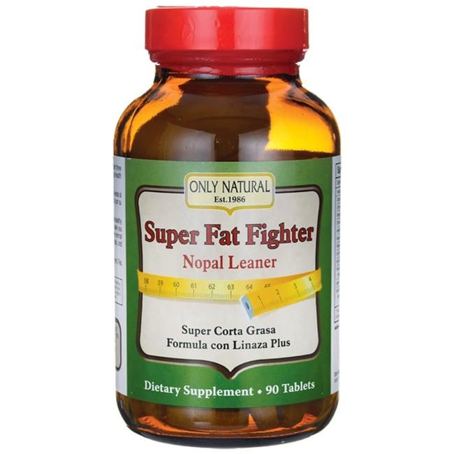 Only Natural Super Fat Fighter Nopal Leaner