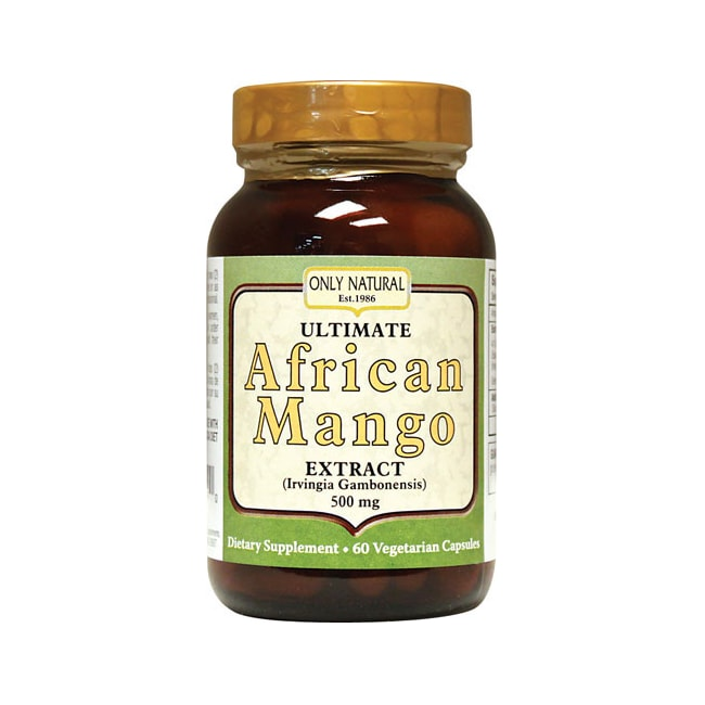 Only Natural Ultimate African Mango Extract