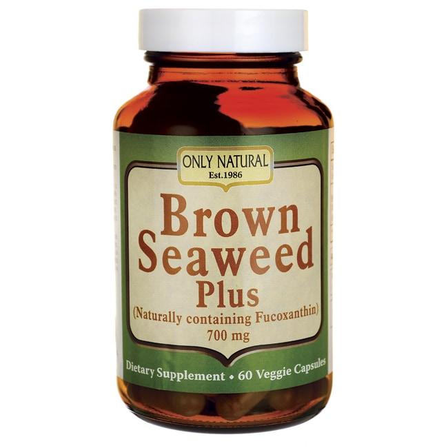 Only Natural Brown Seaweed Plus