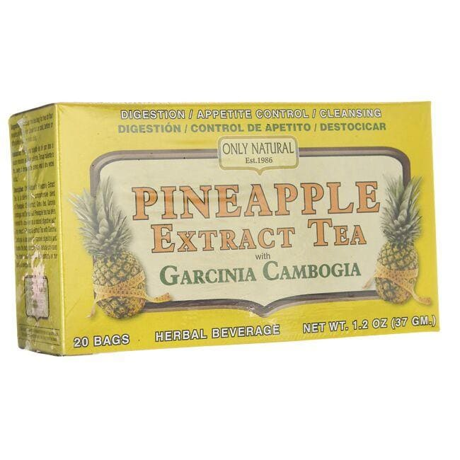 Only Natural Pineapple Extract Tea with Garcinia Cambogia