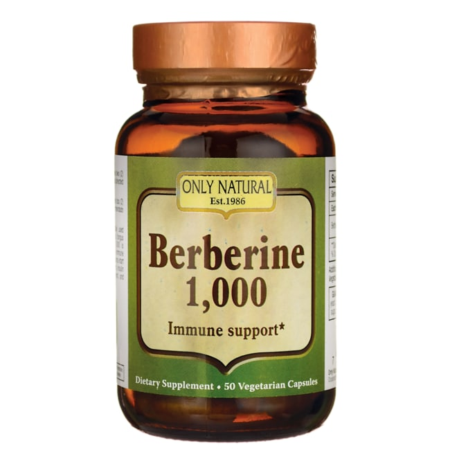 Only NaturalBerberine 1,000