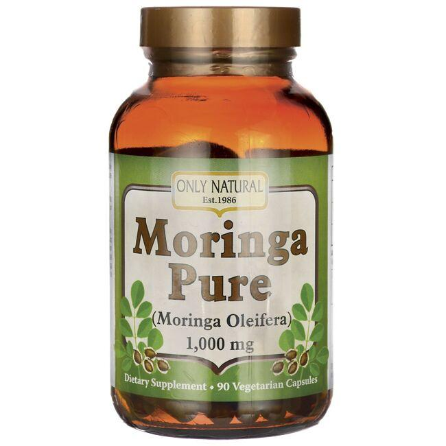 Only Natural Moringa Pure (Moringa Oleifera)