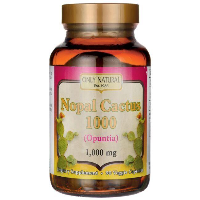 Only NaturalNopal Cactus 1000