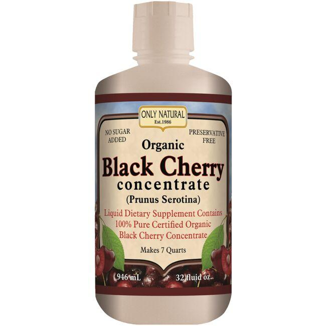 Only NaturalOrganic Black Cherry Concentrate