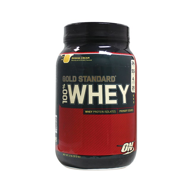 Optimum Nutrition100% Whey Gold Standard Banana Cream