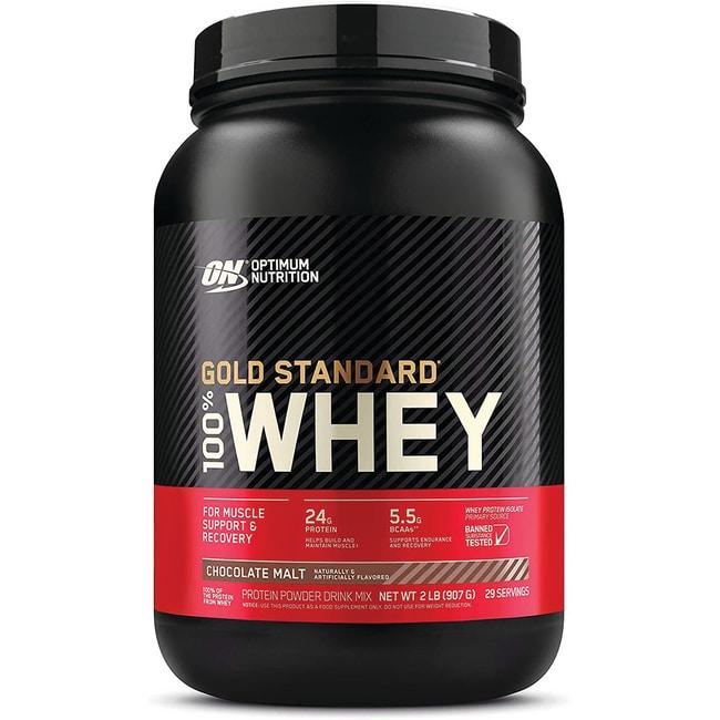 Optimum Nutrition 100% Whey Gold Standard Chocolate Malt