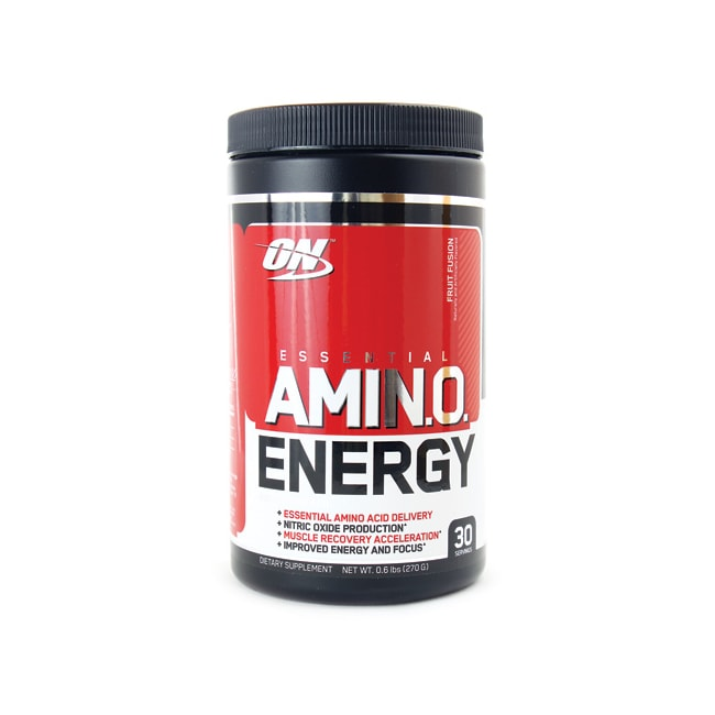 Optimum Nutrition Essential Amino Energy Fruit Fusion