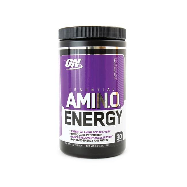 Optimum NutritionEssential Amino Energy Concord Grape