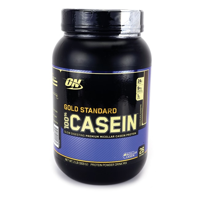 Optimum NutritionGold Standard 100% Casein - Chocolate Supreme