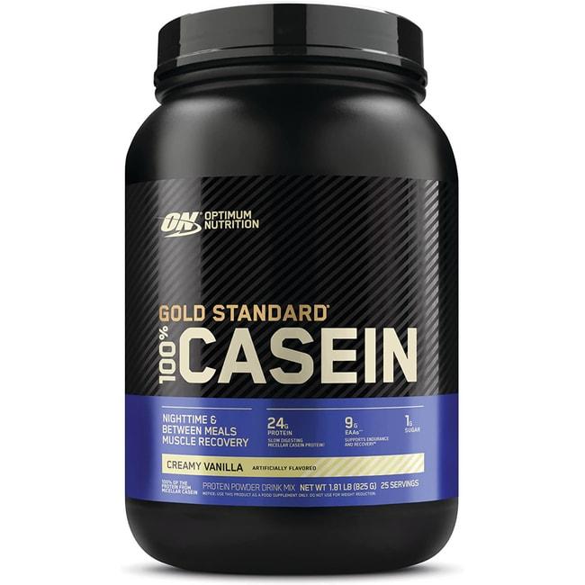 Optimum NutritionGold Standard 100% Casein - Creamy Vanilla