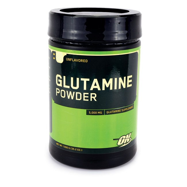 Optimum Nutrition Glutamina en polvo