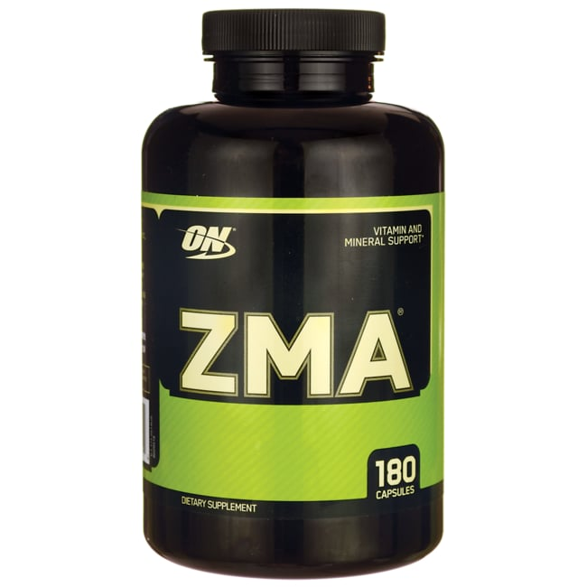 Optimum Nutrition ZMA Nighttime Recovery Support