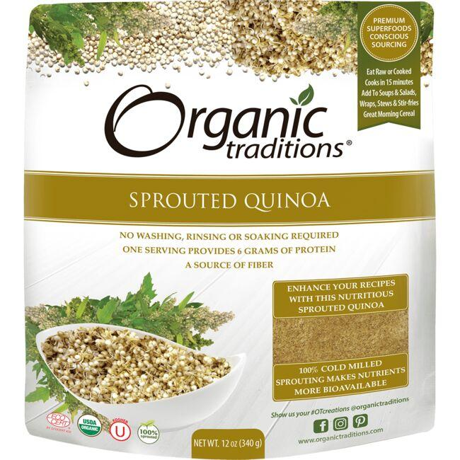 Organic TraditionsOrganic Sprouted Quinoa