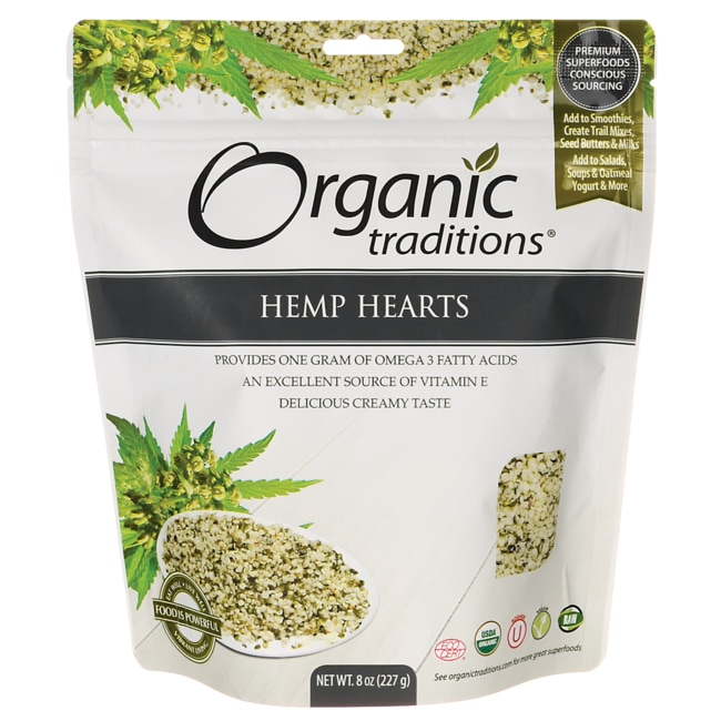 Organic TraditionsHemp Hearts
