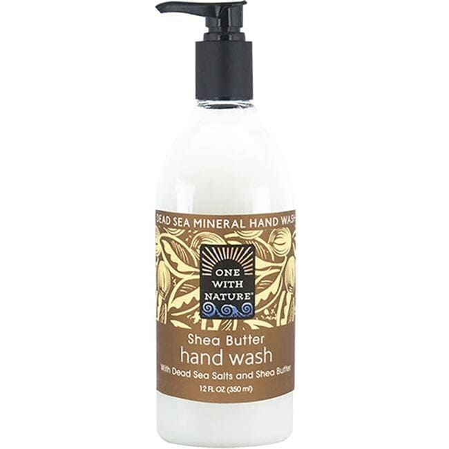 One With NatureDead Sea Minerals Hand Wash Shea Butter