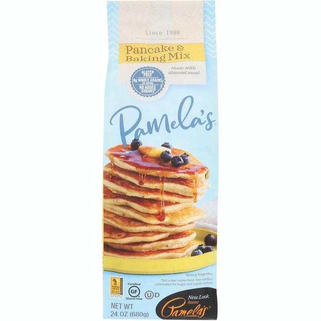 Pamela's ProductsBaking and Pancake Mix