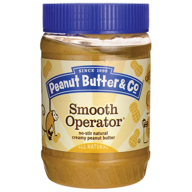 Peanut Butter & Co Smooth Operator Peanut Butter
