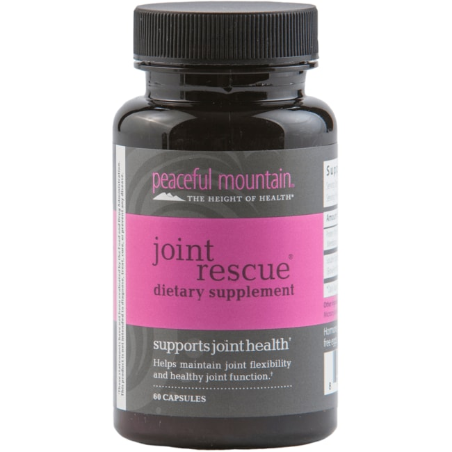 Peaceful Mountain Joint Rescue