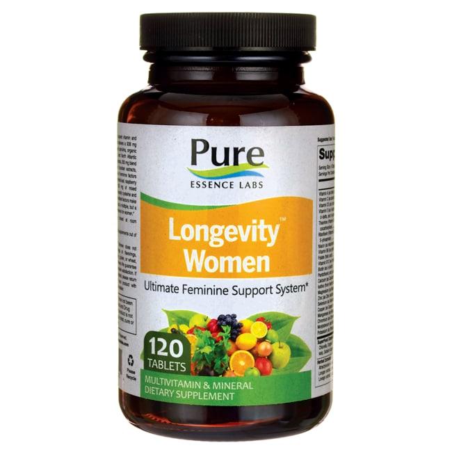 Pure Essence Longevity Anti-Aging Multiple - Women's Formula