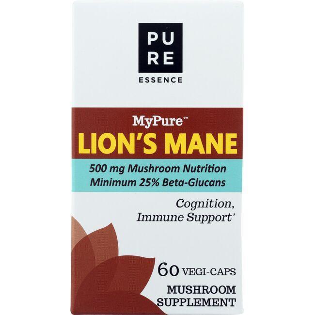 Pure EssenceMyPure Lion's Mane