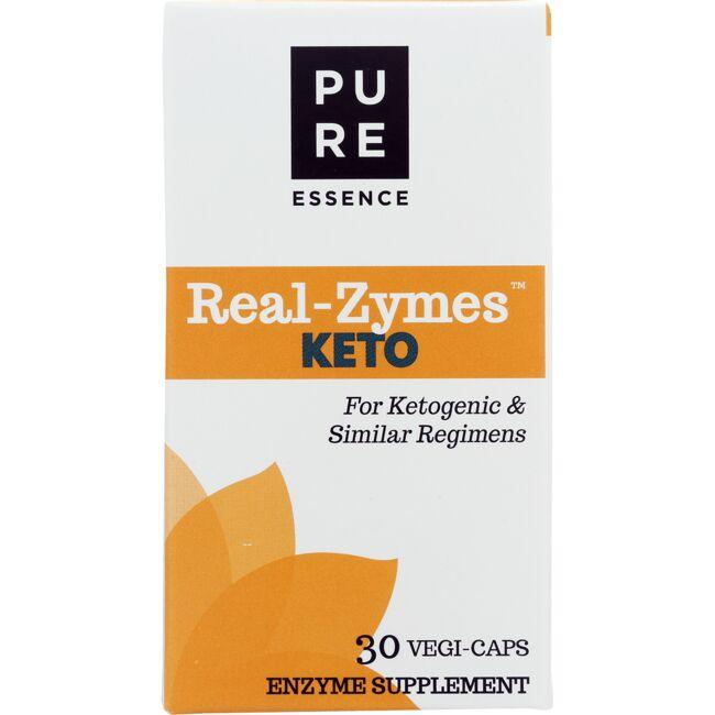 Pure Essence Real-Zymes Keto