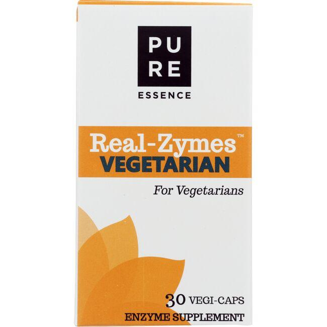Pure Essence Real-Zymes Vegetarian