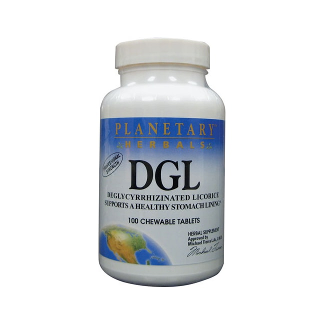 Planetary Herbals DGL Licorice
