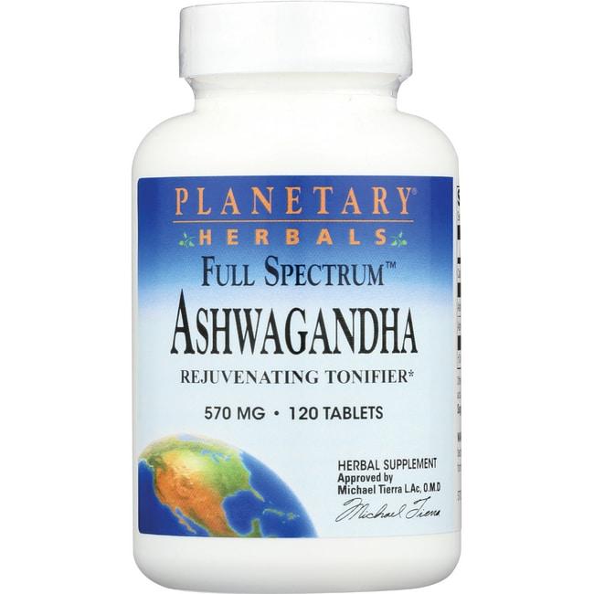 Planetary HerbalsFull Spectrum Ashwagandha