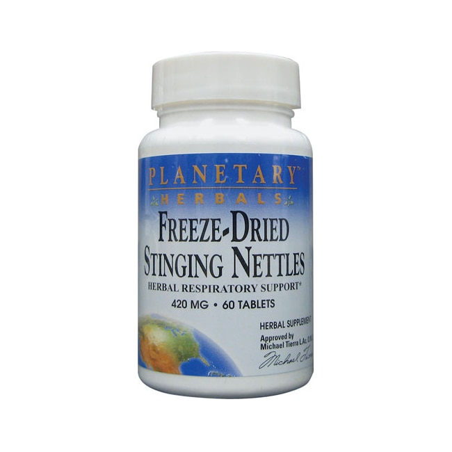 Planetary Herbals Freeze Dried Stinging Nettles