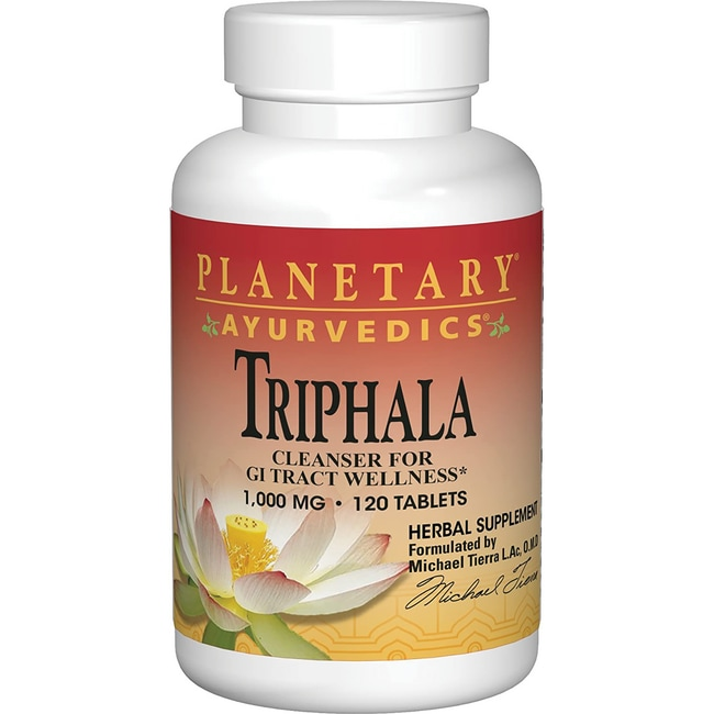 Planetary HerbalsTriphala Gold