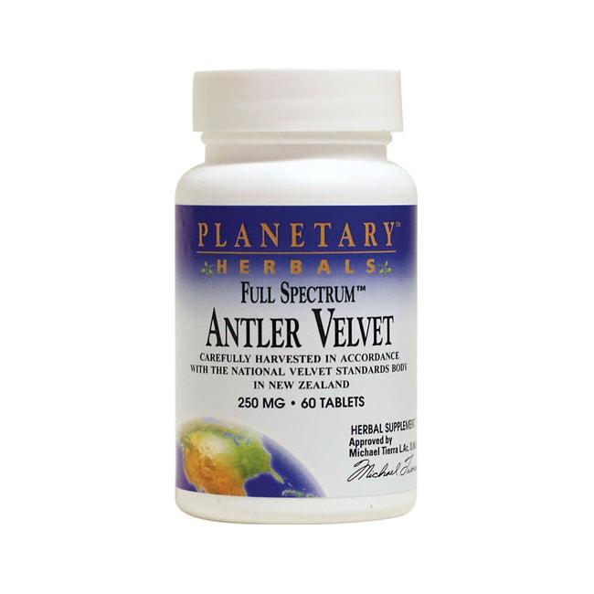Planetary Herbals Antler Velvet Full Spectrum