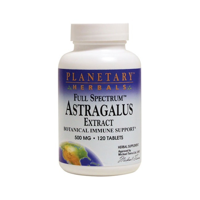 Planetary HerbalsAstragalus Extract Full Spectrum