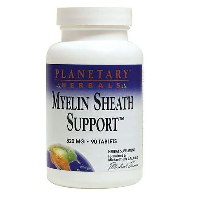 Planetary Herbals Myelin Sheath Support